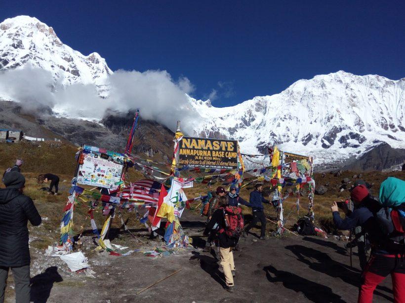 Annapurna Base Camp-1