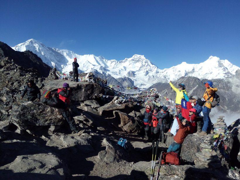 Everest Three Pass-1