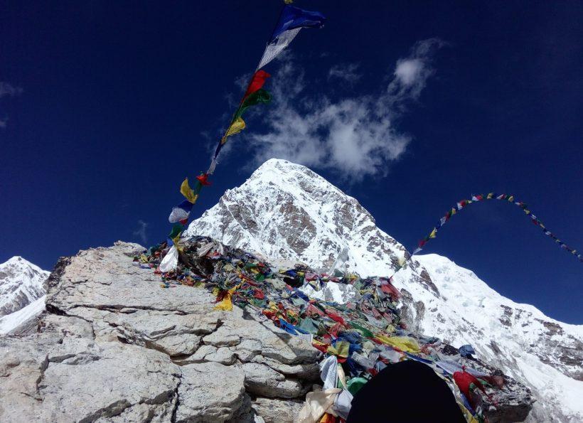 Everest Three pass -4