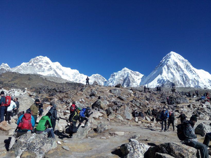 Everest Three pass-5