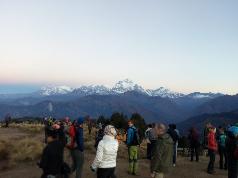 View of Dhaulagiri range from Poonhill-3